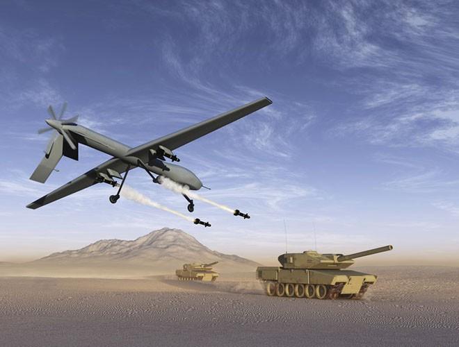 Máy bay không người lái cảm tử - loại vũ khí ngày càng đáng sợ - ảnh 14