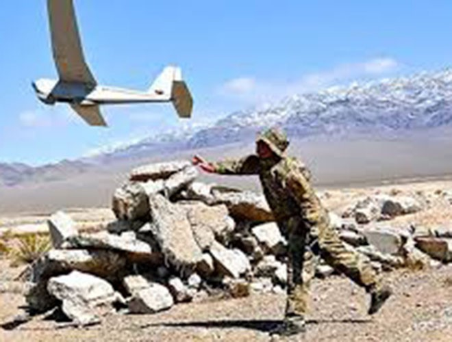 Máy bay không người lái cảm tử - loại vũ khí ngày càng đáng sợ - ảnh 15