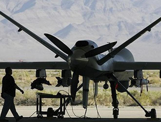 Máy bay không người lái cảm tử - loại vũ khí ngày càng đáng sợ - ảnh 20