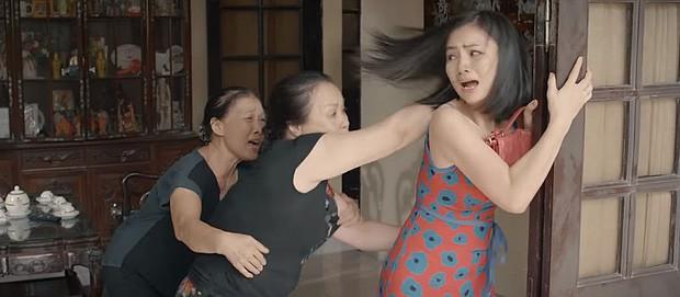 """Hoa Hồng Trên Ngực Trái tập 19: Bà Kim đầu độc con dâu đến vô sinh vì tội """"tiểu tam"""" mồi chài bố chồng? - Ảnh 3."""