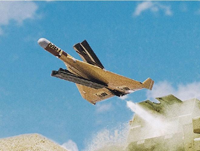 Máy bay không người lái cảm tử - loại vũ khí ngày càng đáng sợ - ảnh 4