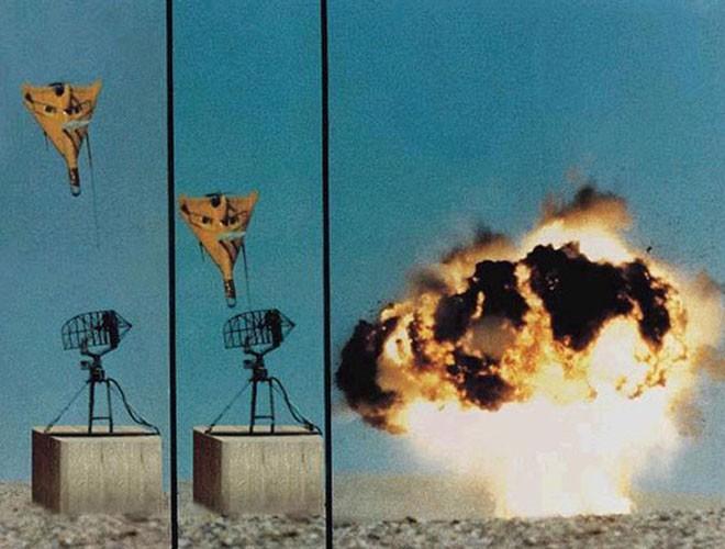 Máy bay không người lái cảm tử - loại vũ khí ngày càng đáng sợ - ảnh 5