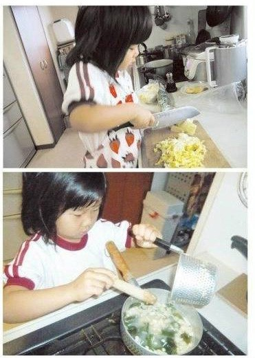Bé gái từng gây xúc động khi 5 tuổi biết nấu ăn, làm việc nhà trước khi mẹ qua đời vì ung thư bây giờ ra sao? - Ảnh 5.