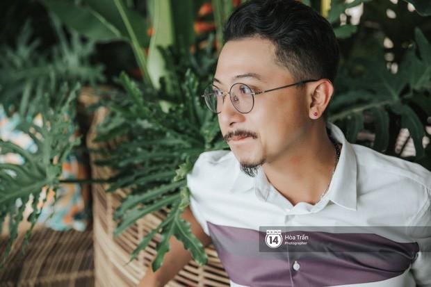 Hứa Minh Đạt ngỡ cầm nhầm kịch bản khi đóng Lũ Tiếng Sét Trong Mưa, kể chuyện Cao Thái Hà sáng tạo cực mạnh cho cảnh cưỡng hiếp - ảnh 5
