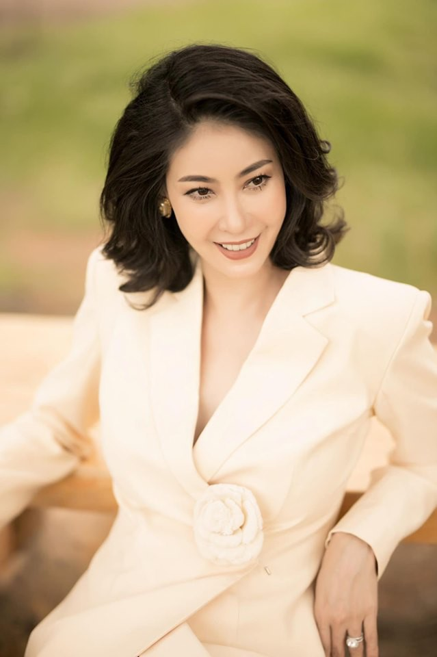 Đọ xuất thân của mỹ nhân Việt: Hà Anh, Lan Khuê thuộc tầng lớp cành vàng lá ngọc, Thủy Top và Hà Kiều Anh cũng khủng không kém - Ảnh 7.