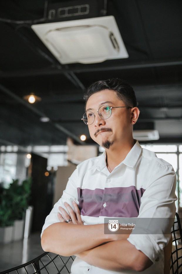 Hứa Minh Đạt ngỡ cầm nhầm kịch bản khi đóng Lũ Tiếng Sét Trong Mưa, kể chuyện Cao Thái Hà sáng tạo cực mạnh cho cảnh cưỡng hiếp - ảnh 8