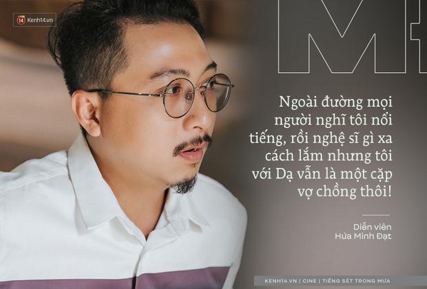 Hứa Minh Đạt ngỡ cầm nhầm kịch bản khi đóng Lũ Tiếng Sét Trong Mưa, kể chuyện Cao Thái Hà sáng tạo cực mạnh cho cảnh cưỡng hiếp - ảnh 9