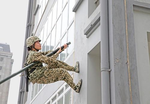 Nữ chiến đấu viên đặc công ở đơn vị biệt động - Ảnh 6.
