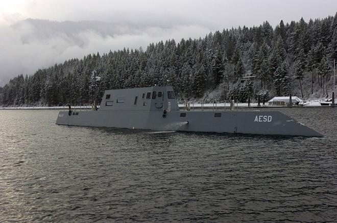 Biệt đội nghiên cứu âm học của Hải quân Hoa Kỳ - Ảnh 2.