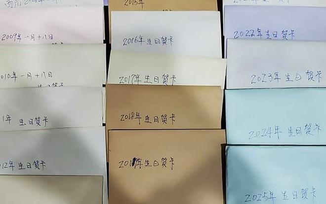 Cảm động 19 lá thư bố viết cho con gái trước khi qua đời vì ung thư - Ảnh 1.