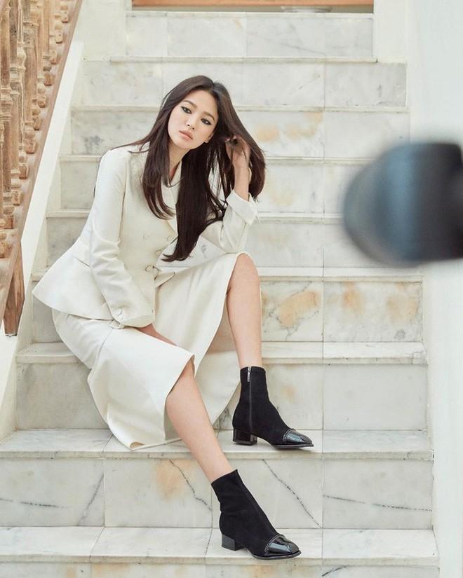 3 tháng sau vụ ly hôn 2000 tỉ, lần đầu tiên Song Hye Kyo chịu xuất hiện tại Hàn Quốc - Ảnh 5.