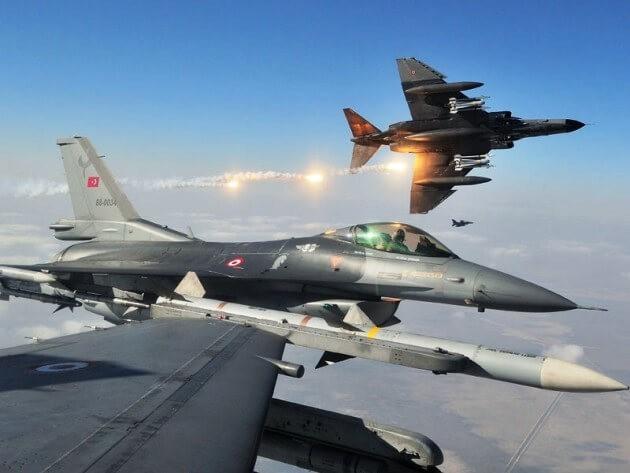 Kurd sẽ cam chịu để Thổ thông trị trên không: Còn vũ khí bí mật gì chưa tung ra? - Ảnh 1.