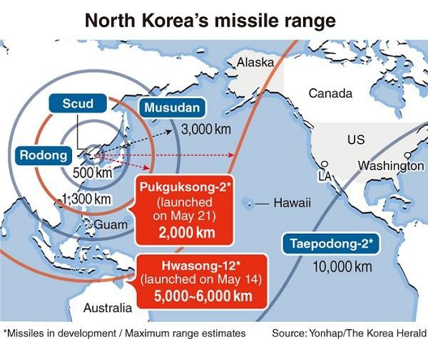Chuyên gia phương Tây: Iran và Triều Tiên đang song kiếm hợp bích bằng tên lửa đạn đạo? - Ảnh 5.