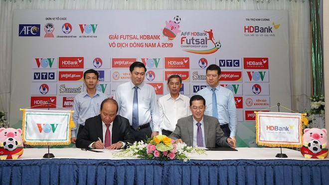 Futsal Việt Nam sẵn sàng chinh phục tấm vé dự Futsal World Cup 2020 - Ảnh 1.