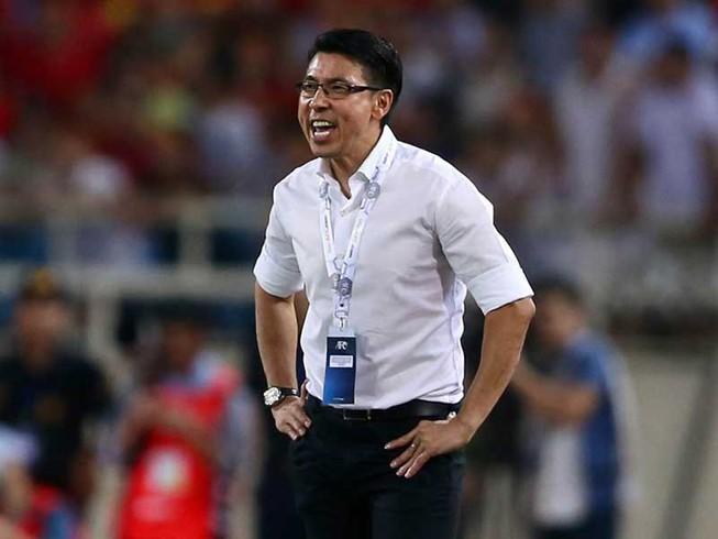 """HLV Malaysia tiết lộ lý do """"mất tích"""" ở Mỹ Đình ngay sau trận thua Việt Nam - Ảnh 1."""