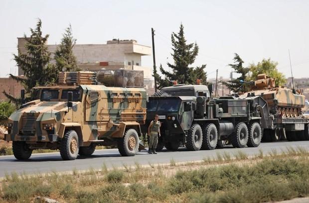 Thổ Nhĩ Kỳ tung cú đấm knock-out - Đòn đánh kết liễu có thể khiến SDF sụp đổ ở Tel Abyad - Ảnh 24.