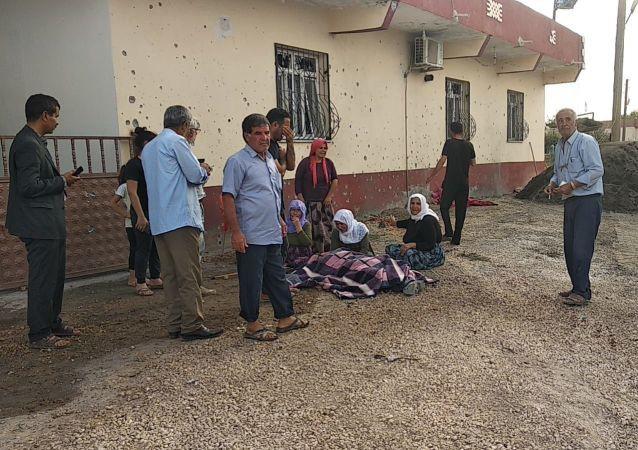 Thổ Nhĩ Kỳ tung cú đấm knock-out - Đòn đánh kết liễu có thể khiến SDF sụp đổ ở Tel Abyad - Ảnh 22.