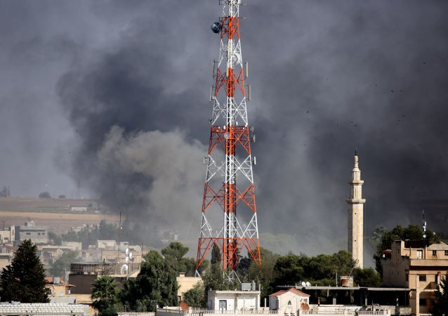 Thổ Nhĩ Kỳ tung cú đấm knock-out - Đòn đánh kết liễu có thể khiến SDF sụp đổ ở Tel Abyad - Ảnh 12.