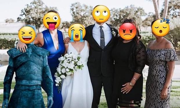 Họ hàng ăn mặc hở hang tới đám cưới, cô dâu tuyệt vọng nhờ dân mạng tút tát lại ảnh để rồi nhận được thành phẩm cười ra nước mắt - Ảnh 4.