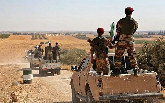 Thổ Nhĩ Kỳ tung đòn chí mạng: Tấn công theo kế hoạch 3 giai đoạn, người Kurd sẽ hết đường lui? - Ảnh 2.