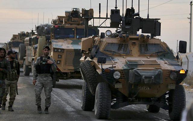 Thổ Nhĩ Kỳ tung đòn chí mạng: Tấn công theo kế hoạch 3 giai đoạn, người Kurd sẽ hết đường lui? - Ảnh 3.