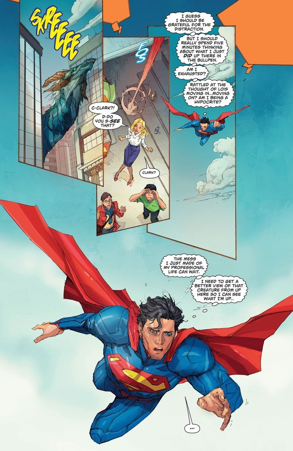 Đây là 10+ siêu năng lực của Superman mà fan cứng của DC chưa chắc đã biết - Ảnh 14.