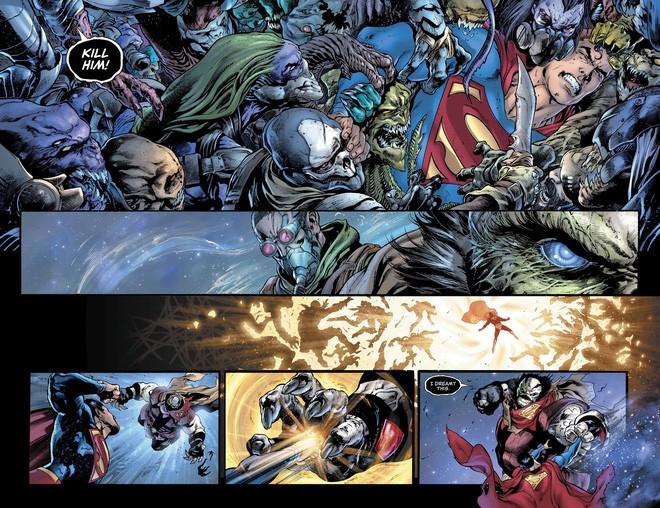 Đây là 10+ siêu năng lực của Superman mà fan cứng của DC chưa chắc đã biết - Ảnh 20.