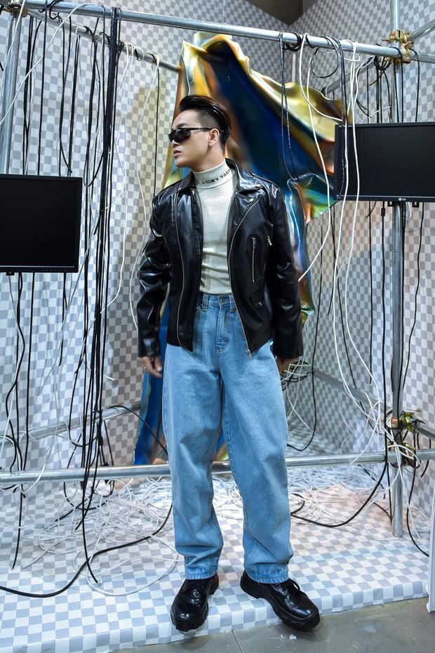 Từng bị gán mác ăn mặc thảm hoạ, TiTi HKT lột xác ngầu ngỡ ngàng chuẩn bị dự sự kiện thời trang quốc tế - Ảnh 3.