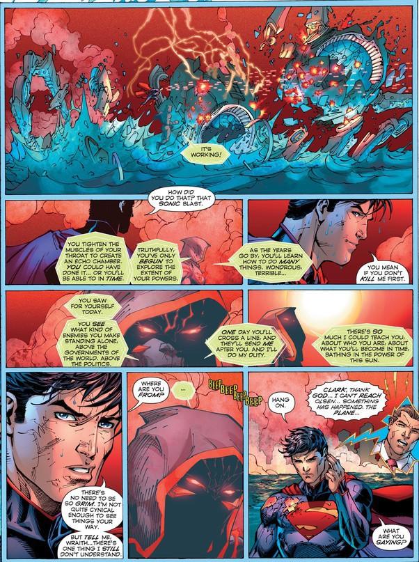 Đây là 10+ siêu năng lực của Superman mà fan cứng của DC chưa chắc đã biết - Ảnh 4.