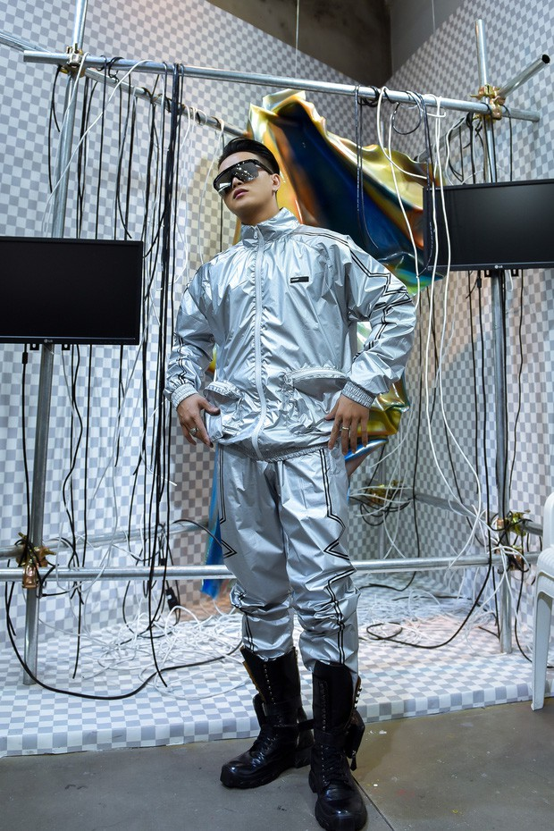 Từng bị gán mác ăn mặc thảm hoạ, TiTi HKT lột xác ngầu ngỡ ngàng chuẩn bị dự sự kiện thời trang quốc tế - Ảnh 5.