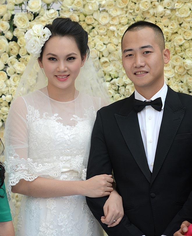 Siêu mẫu Việt làm đám cưới 7 tỷ giờ ra sao sau khi sinh 2 con trai cho chồng đại gia? - Ảnh 3.