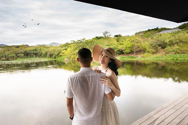 Siêu mẫu Việt làm đám cưới 7 tỷ giờ ra sao sau khi sinh 2 con trai cho chồng đại gia? - Ảnh 6.