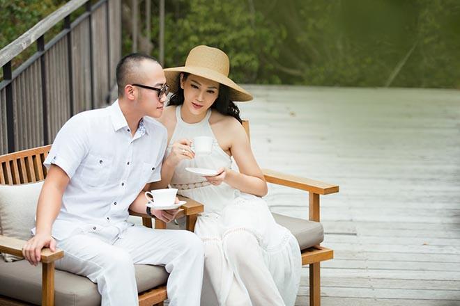 Siêu mẫu Việt làm đám cưới 7 tỷ giờ ra sao sau khi sinh 2 con trai cho chồng đại gia? - Ảnh 7.