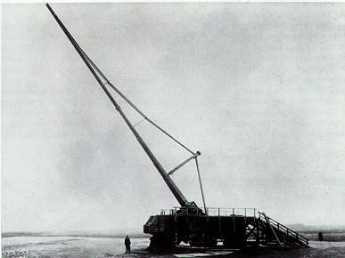 Khám phá siêu pháo cực 'dị' của Đức nặng tới 256 tấn, tầm bắn 130km - ảnh 10