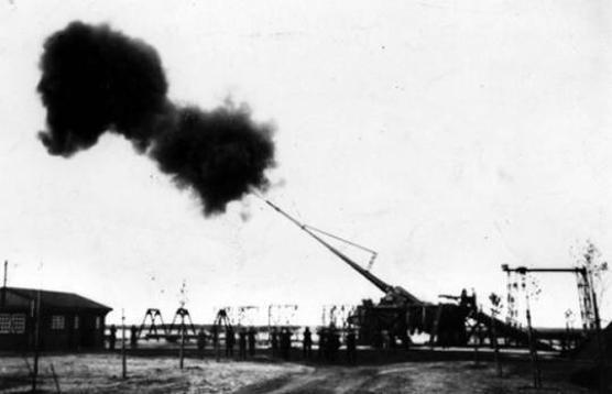 Khám phá siêu pháo cực 'dị' của Đức nặng tới 256 tấn, tầm bắn 130km - ảnh 2