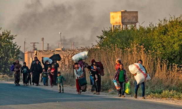 Thổ khuấy tung Trung Đông: Nước mắt và máu người Kurd sau 5 lần bị bội phản? - Ảnh 2.