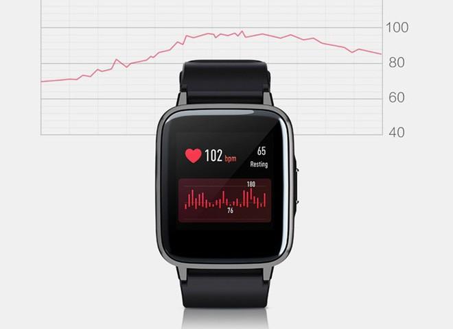 Xiaomi ra mắt smartwatch thiết kế giống Apple Watch, pin 14 ngày, giá 330.000 đồng - Ảnh 2.