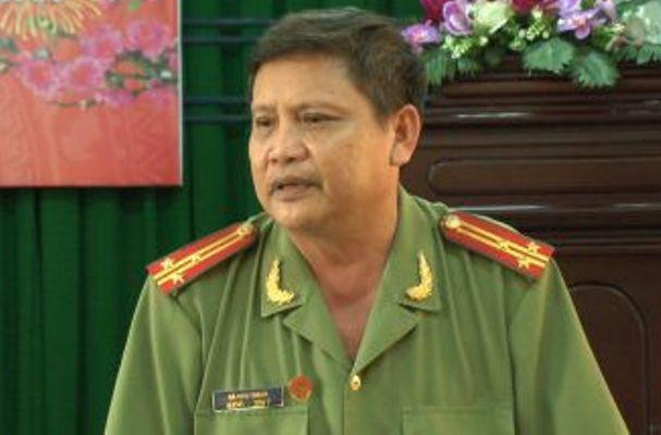 Thượng tá Hà Văn Thanh: Để 'hiệp sĩ' nổi tiếng Bình Dương nghỉ việc là sai lầm - Ảnh 1.