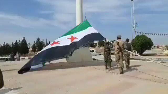 CẬP NHẬT: Biến lớn, chiến trường thay đổi chóng mặt - QĐ Syria thần tốc chiếm nhiều địa bàn chiến lược - Ảnh 14.