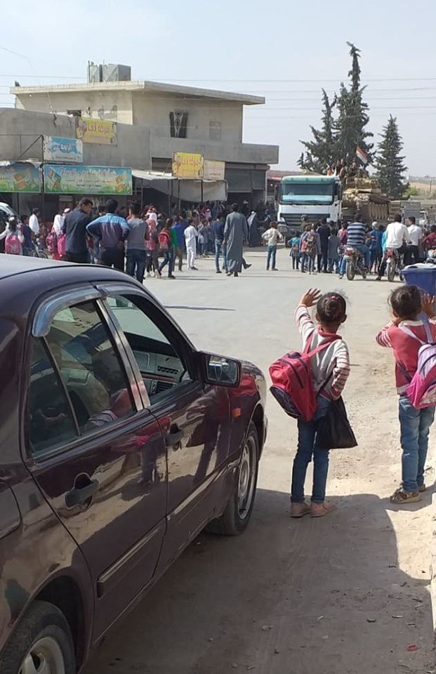 CẬP NHẬT: Biến lớn, chiến trường thay đổi chóng mặt - QĐ Syria thần tốc chiếm nhiều địa bàn chiến lược - Ảnh 10.
