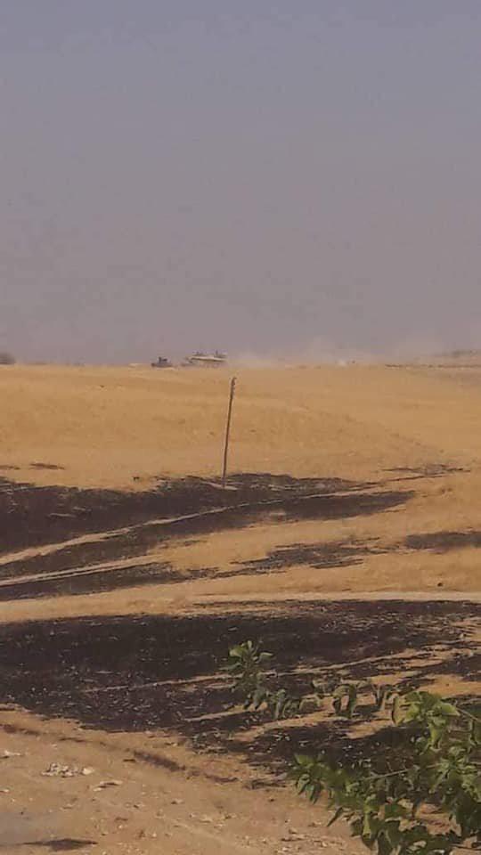 CẬP NHẬT: Biến lớn, chiến trường thay đổi chóng mặt - QĐ Syria thần tốc chiếm nhiều địa bàn chiến lược - Ảnh 5.