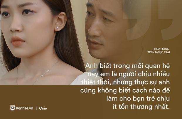 Những câu mắng mỏ nghe là phát điên của Thái (Hoa Hồng Trên Ngực Trái): Cô ta ở nhà chỉ biết ăn, biết đẻ rồi đặt điều nói xấu chồng - Ảnh 12.