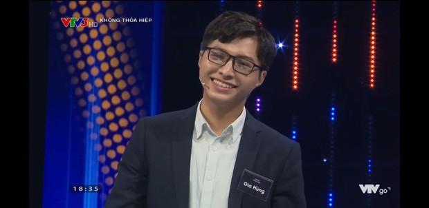 Tham gia gameshow, anh chàng du học sinh bỗng bị lùng sục trên MXH vì quá sức điển trai - Ảnh 4.