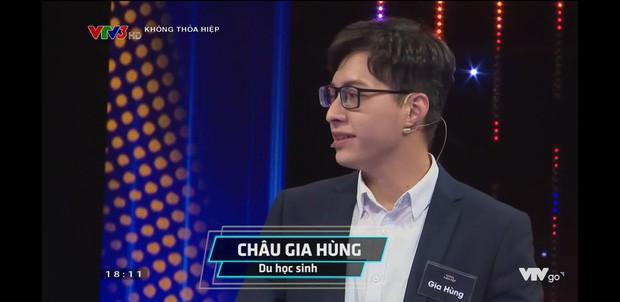 Tham gia gameshow, anh chàng du học sinh bỗng bị lùng sục trên MXH vì quá sức điển trai - Ảnh 5.