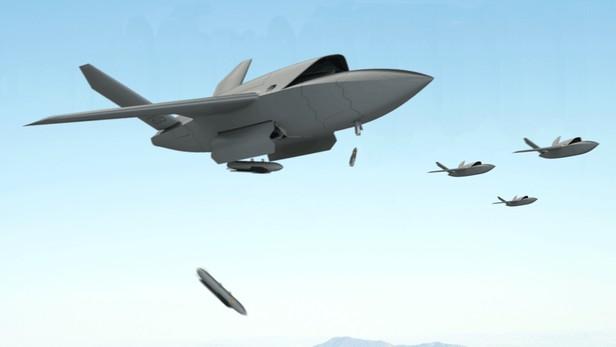 Sát thủ XQ-58A Valkyrie, cặp bài trùng đáng sợ khi kết hợp với chiến đấu cơ F-35 - Ảnh 3.