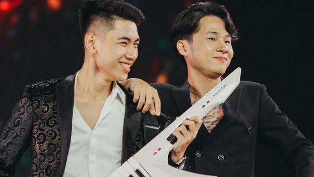 Phản ứng của Trọng Tấn khi các ca sĩ gạo cội hát chung show với Jack & K-ICM - Ảnh 3.