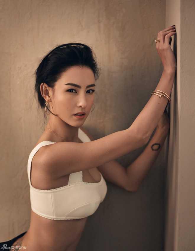 Những mỹ nhân nóng bỏng một bước thành sao nhờ đóng phim của Châu Tinh Trì - Ảnh 12.