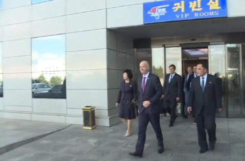 Hàn Quốc chia điểm với Triều Tiên trong trận cầu lịch sử và kỳ lạ ở sân Kim Nhật Thành - Ảnh 1.