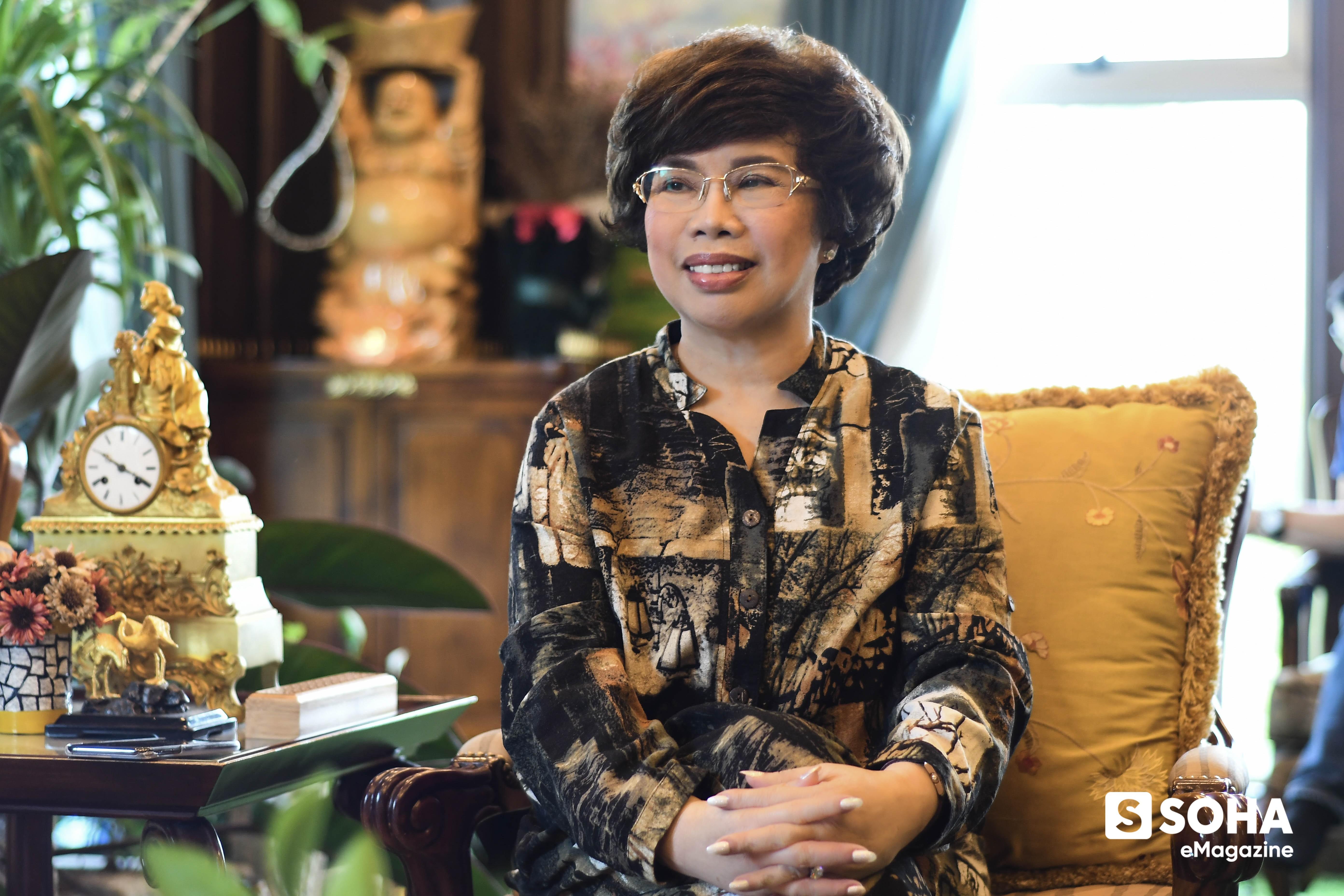 Doanh nhân Thái Hương tiết lộ dược thư chăm sóc sức khỏe và bí quyết để năng động hiếm ai theo kịp - Ảnh 16.