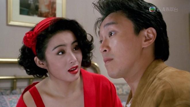 Những mỹ nhân nóng bỏng một bước thành sao nhờ đóng phim của Châu Tinh Trì - Ảnh 9.